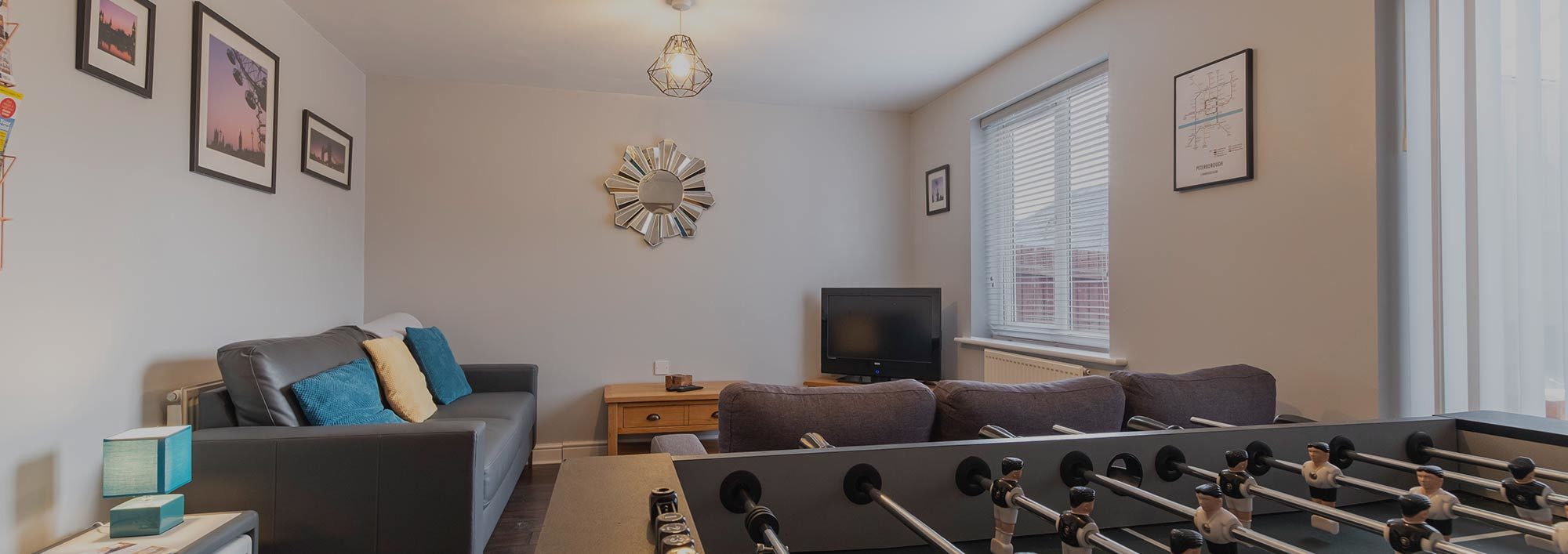 Serviced Accommodation in Peterborough